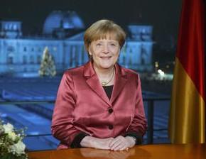 Меркель в новогодней речи поддержала иммигрантов и мусульман