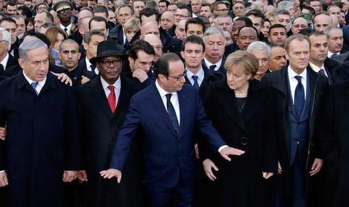«Шарли Эбдо» – запальный патрон ростовщической Элиты