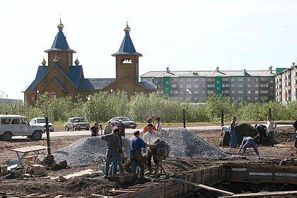 Жители Воркуты собрали полную сумму для строительства мечети