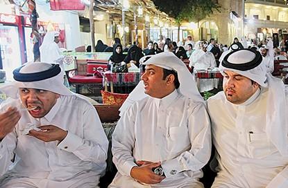 Власти Саудовской Аравии бросили вызов ожирению