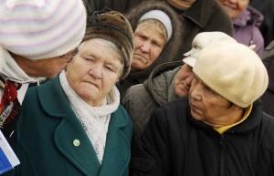 Размер пенсии увяжут с половой принадлежностью