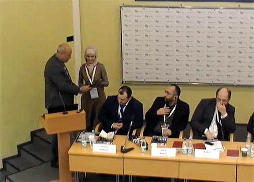 Участники круглого стола «Исламские финансы: перспективы, возможности, рынки»