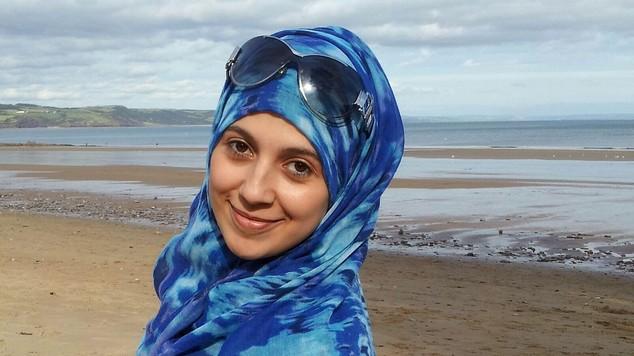 Убитая Надин Абурас