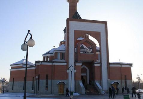 В Москве задержали душевнобольного, осквернившего Мемориальную мечеть
