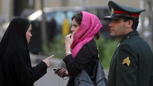 Иранские законодатели отклонили закон, ужесточающий ношение хиджаба