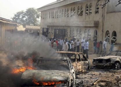 Теракт в мечети унес жизни 2 прихожан, 14 ранены