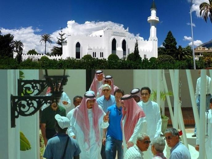 Новый король и первая мечеть Испании