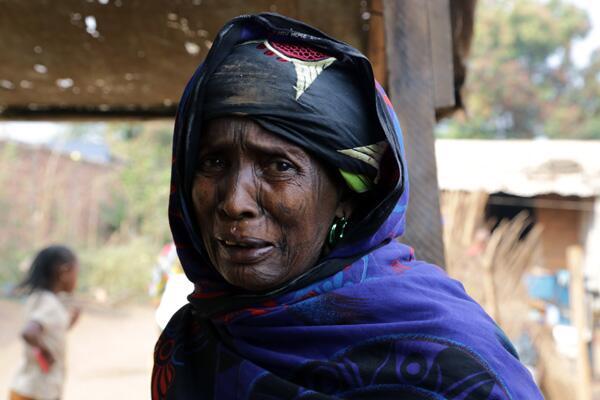 Женщина из народа пеул