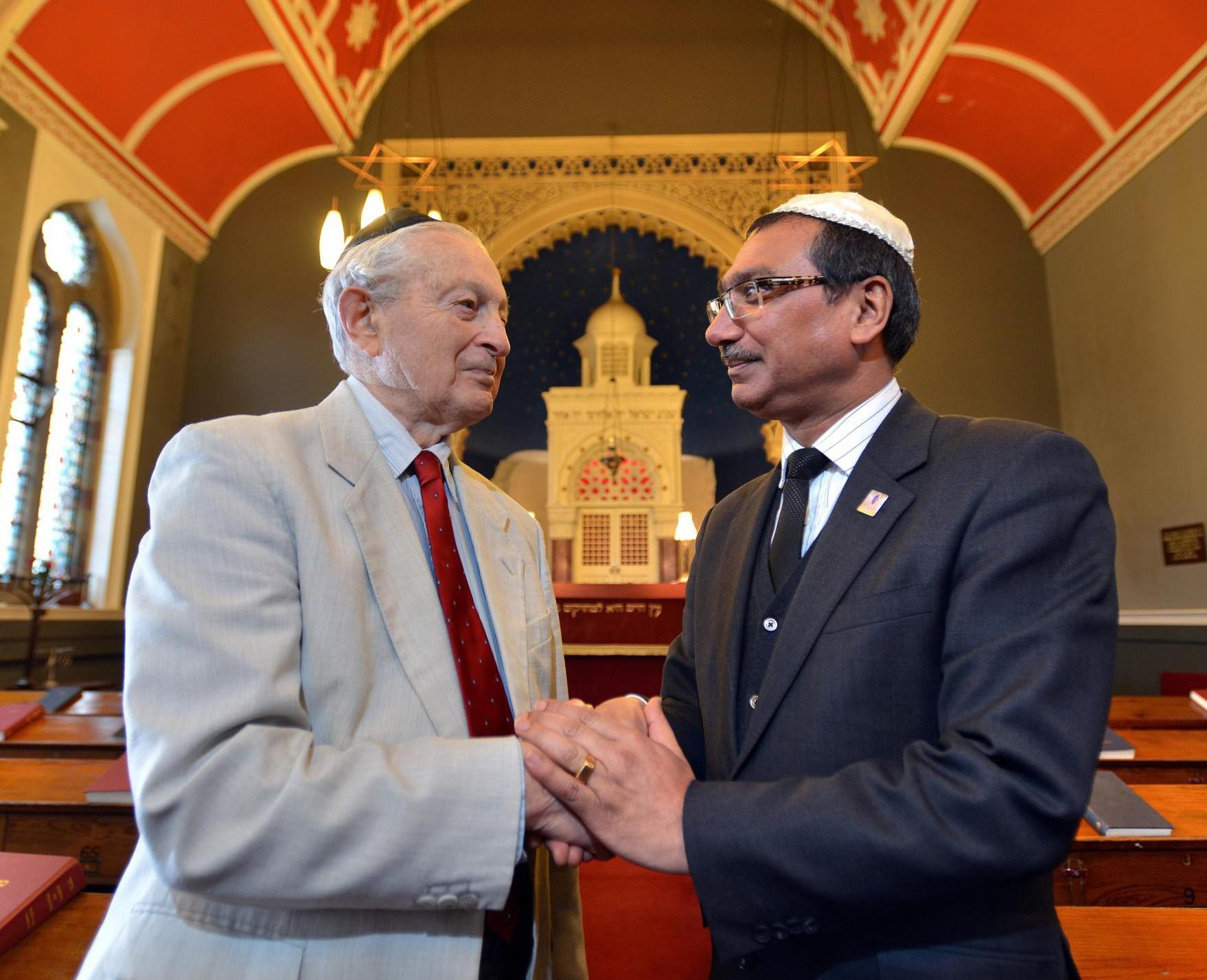 Синагога назначила в свой исполком мусульманина