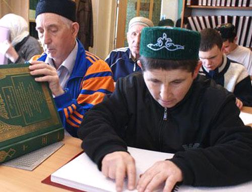 Мусульманскую общину Иркутской области наказали за запрещенные книги