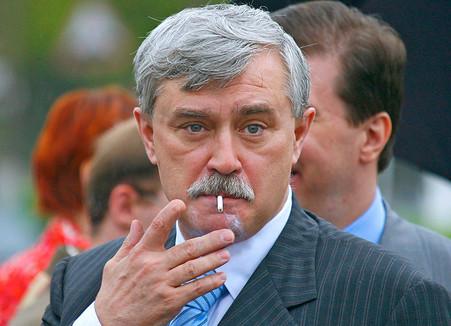 Питерский губернатор отказался посвящать улицу Кадырову