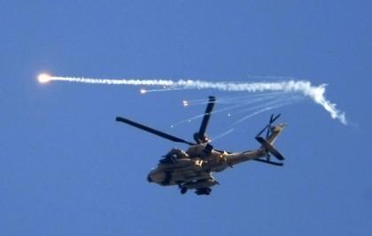 Вертолет ВВС Израиля
