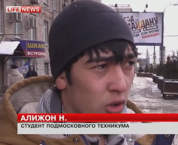 В Москве полицейские избили таджикского студента, приняв за нелегала