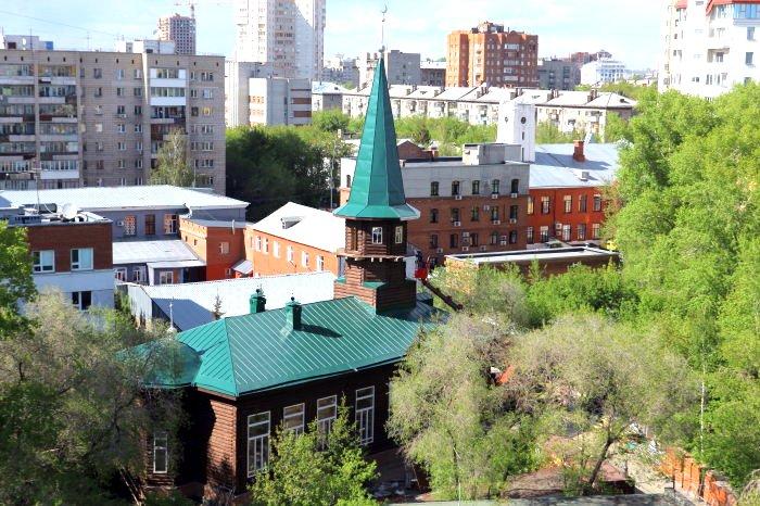 Историческая мечеть Новосибирска откроется к своему 100-летию