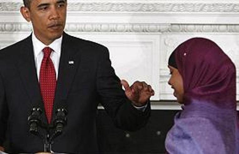 Барак Обама обсудил с мусульманскими лидерами США  наболевшие вопросы