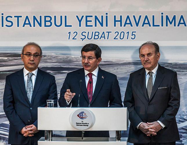 В Турции строят крупнейший в мире аэропорт