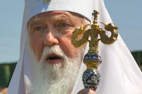 Глава украинской православной церкви просит США не мешкать с поставками оружия