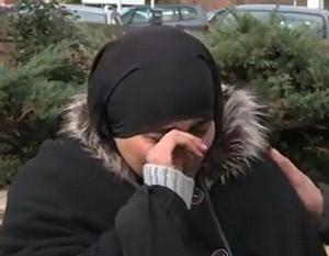 У мусульманки отобрали 5 детей, включая грудничка