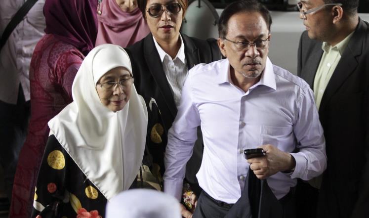 Суд оставил в силе приговор Анвару Ибрагиму по статье о содомии
