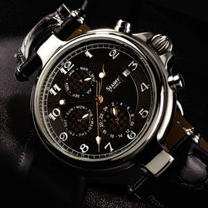 Кварцевые и механические мужские наручные часы