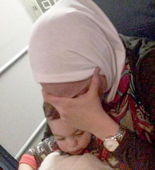 Мусульманскую семью затерроризировали во время авиаперелета