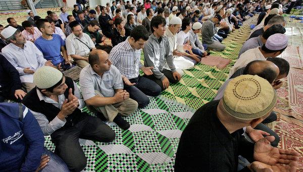 Мусульмане хотят построить в Москве мечеть имени Владимира Путина