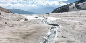 Половина ледников Кавказа растает к 2050 году, региону грозит засуха