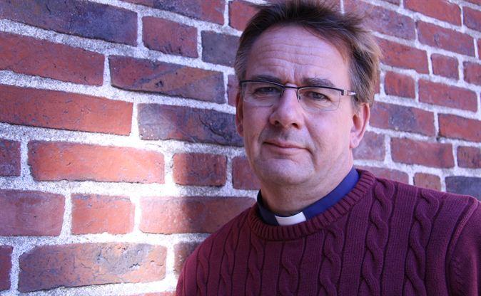 Священник Андерс Экхем