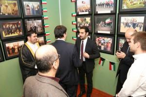 В Москве открылась уникальная выставка, посвященная Кувейту