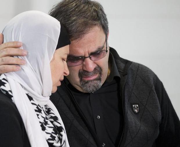 Отец сестер Абу-Сальха: «Сосед-убийца казнил моих дочерей»