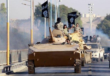 ИГИЛ демонстрирует боевую мощь