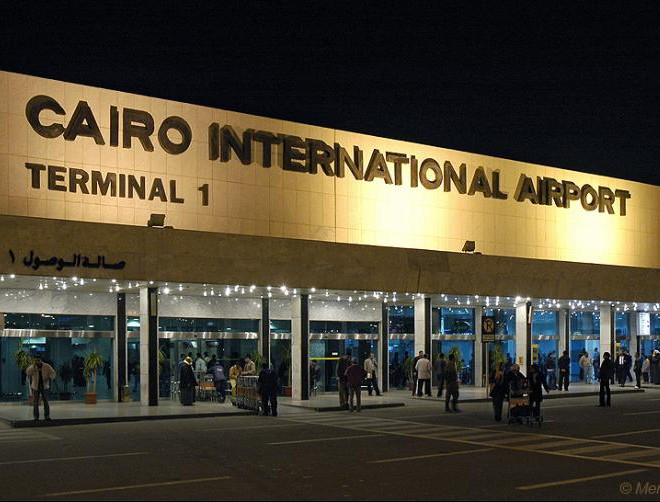 В аэропорту Каира предотвращен крупный теракт