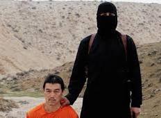 Боевики ИГ не пощадили японского журналиста