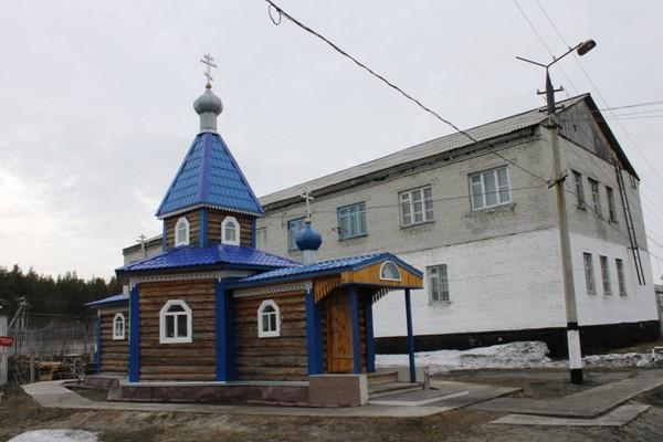 Следом за часовней в Просвете будет мечеть