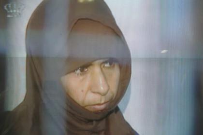 """Иордания отомстила """"Исламскому государству"""" казнью смертницы"""
