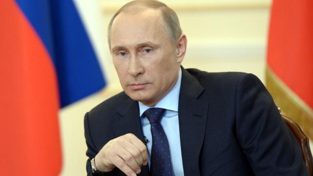 Путин возложил на Запад ответственность за разгул терроризма на Ближнем Востоке