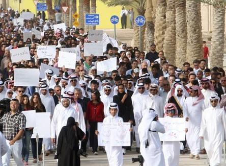 «Чудовищным терактом» назвала Саудовская Аравия убийство 3 мусульман в США