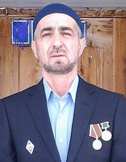 Сибирского имама наградили медалью за мужество