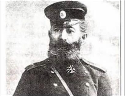 Генерал Самедбек Мехмандаров - один из героев цикла