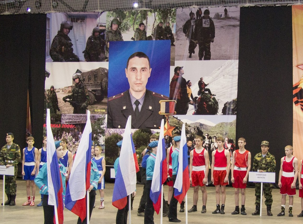 Муфтий напомнил о подвиге Тимура Мухутдинова