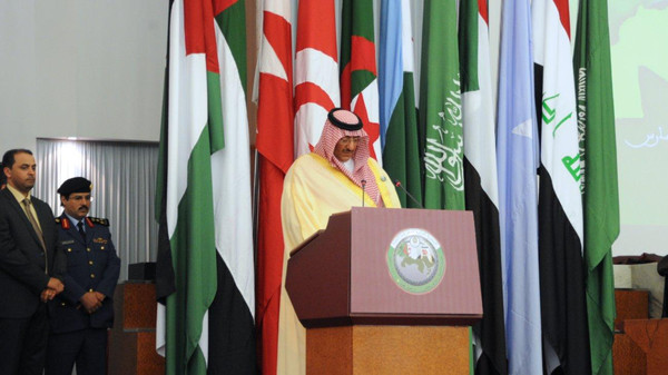 Глава МВД Саудовской Аравии