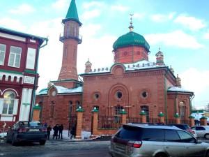 Губернатор: Красная мечеть – жемчужина старинного сибирского города