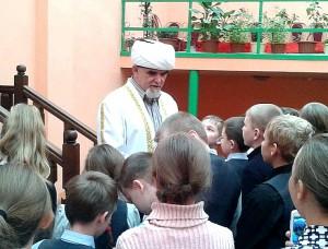 Школьники Кузбасса знакомятся с исламом