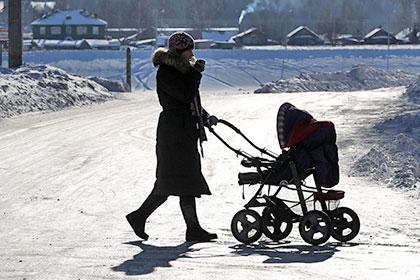 Без материальной помощи россиянки могут потерять мотивацию для деторождения
