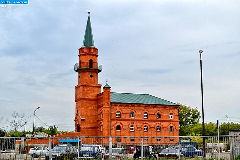 Курганская мечеть