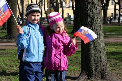 Дети узнают, в чем сила России, от мусульман, православных и иудеев
