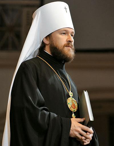 Митрополит Иларион - яркий представитель новой плеяды православных лидеров