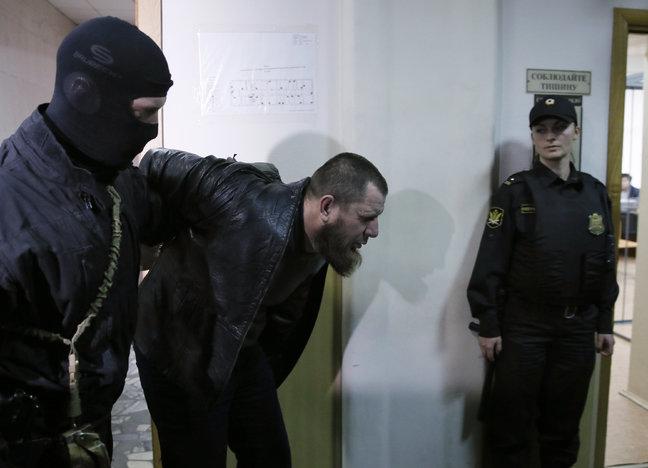 Правозащитники: Фигуранты дела об убийстве Немцова вновь рассказали про пытки