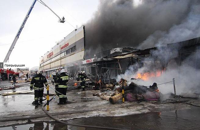 Торговцы ТД «Адмирал» погибли, спасая свой товар – владелец рынка
