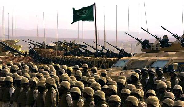 Саудовская Аравия стянула  артиллерию к границе с Йеменом